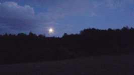 Úplněk Měsíce, září 2008, Brno Soběšice