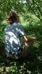 Jan Karpíšek ve stínu stromů, 2008