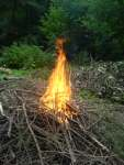Plameny oheň fire hoří