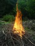 Slavnost živlu oheň ohně