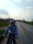 Anetka na kole