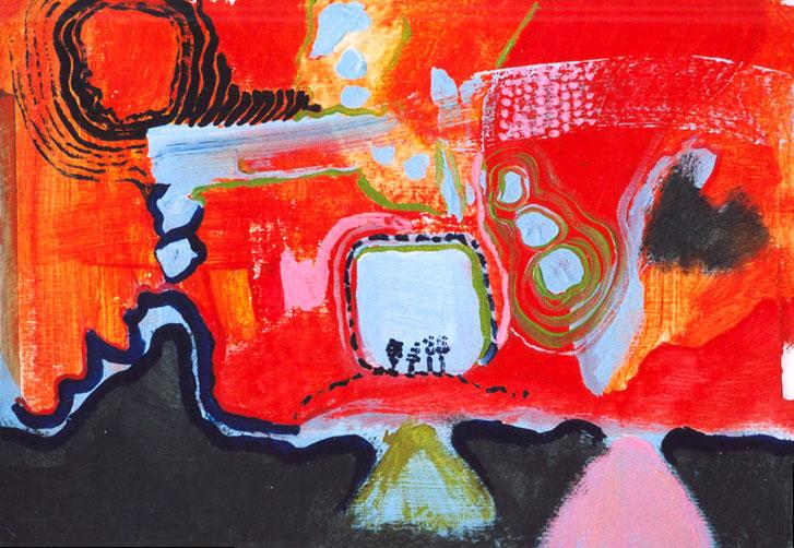 akryl na lepence, 2002