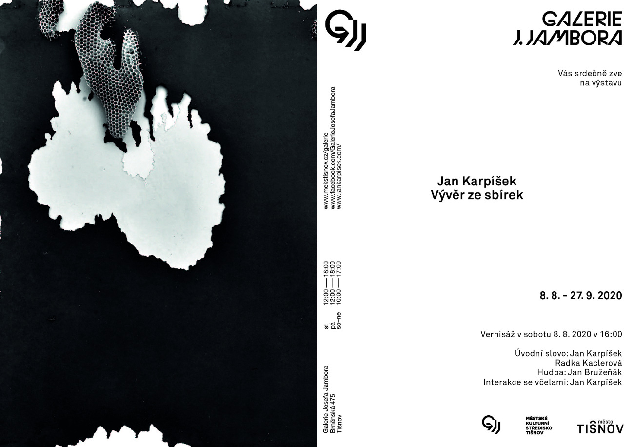 Vývěr ze sbírek, Galerie Josefa Jambora, Tišnov, 08/08/2020