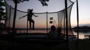 Anetka na trampolíně, 2008