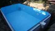 Nadi nejnovější projekt - bazén, 2008