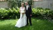 Petruška a František, svatba 2008