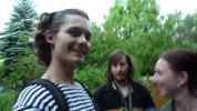 Po natáčení před bouřkou, Wart, Danka a Karp, 2008