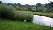 Rybníček ve Zlíčku