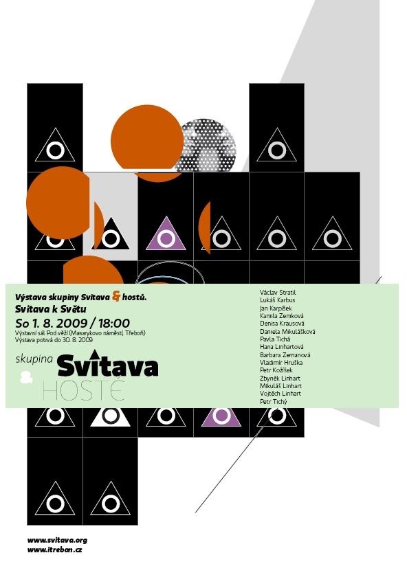 Svitava k Světu, 1. srpen 2009, Třeboň