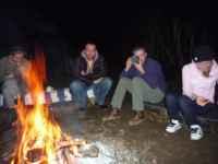 Narozeniny u ohně, Soběšice, 15.3.2009