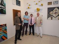 Art Prague VII, Mánes Exhibition Hall, Praha, 26.5.–1.6.2008