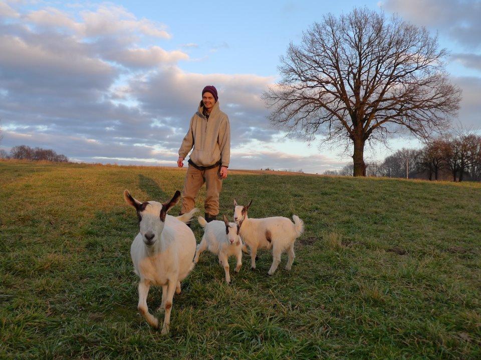 Karpíšek a kozy, podzim 2011