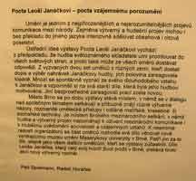 Text k výstavě. Kliknutím se zvětší