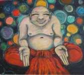 Martina Lupačová Švarcová: Buddha