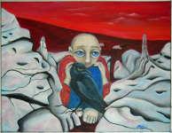 Martina Lupačová Švarcová: Chlapec s vránou