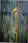 Martina Lupačová Švarcová: Ježíš ve dřevě