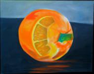Martina Lupačová Švarcová: Pomeranč
