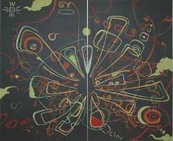 Obrázek z výstavy z 30.6.2004 na Radikále