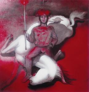 Obrázek z výstavy z 2.3.2005 na Radikále