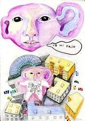 Obrázek z výstavy z 31.1.2005 na Radikále